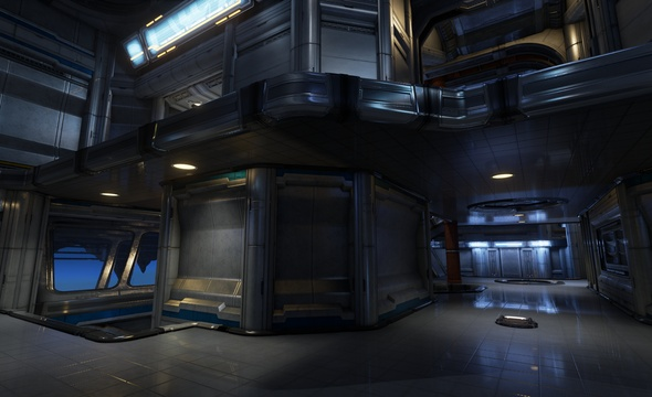 DM-Lea - First Officially Endorsed Community Map for the New Unreal